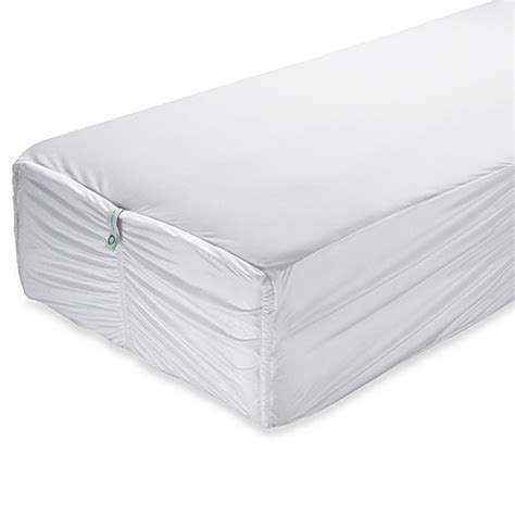 bed bug mattress encasements buy as seen on tv the mattress genie 174 queen from bed bath beyond