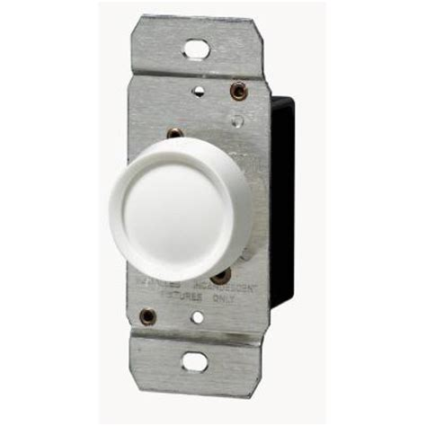 leviton 600 watt rotary dimmer switch home depot canada