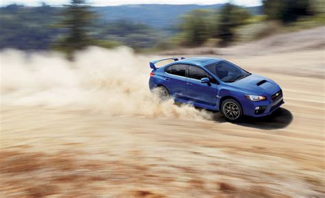 2017 Subaru Wrx And 2017 Subaru Wrx Sti Priced In The
