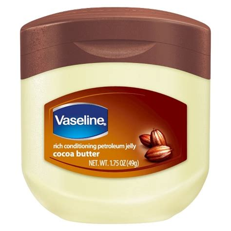 Vaseline Petroleum Jelly 1 75 Oz vaseline cocoa butter petroleum jelly 1 75 oz target