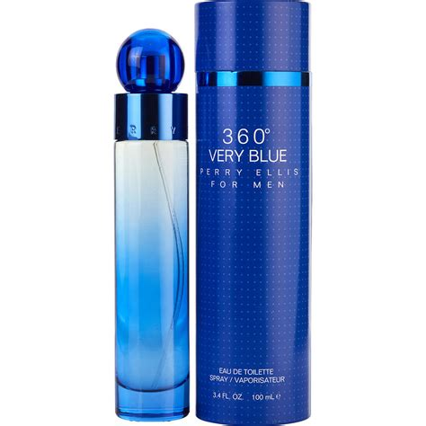 Perry Ellis Perry Ellis perry ellis 360 blue eau de toilette fragrancenet 174
