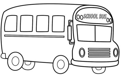 free coloring page of school bus get this free school bus coloring pages to print t29m11
