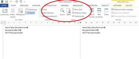 Microsoft Excel Etiketten Drucken by Etiketten Erstellen Und Drucken Mit Microsoft Word Und