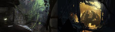 3840x1080 wallpaper video game portal wallpaper dual screen wallpapersafari