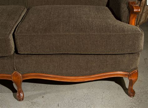 chenille sofas for sale 1940 s chenille sofa at 1stdibs