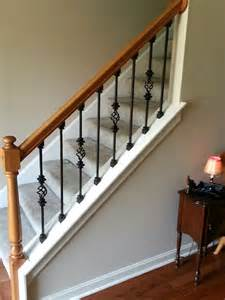 replacement banister balusters iron crafters llc