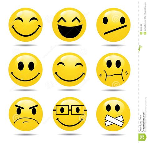 royalty free stock photo vector smiley faces botellas vector smile icon set stock vector illustration of symbol