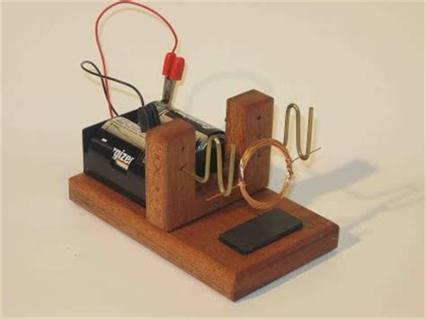 Easy Bookcase Plans Simple Dc Motor Kevin S Projects