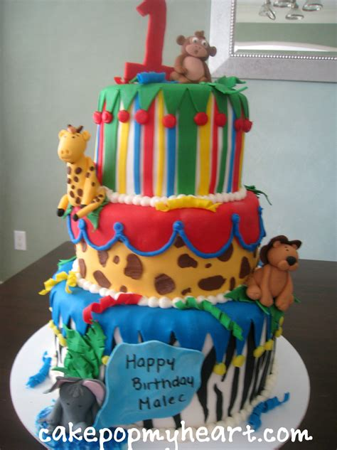 jungle themed cakes and cake pops cake pop my heart