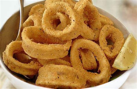 come cucinare calamari al forno anelli di calamari al forno