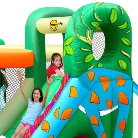 Arena Bermain Anak Playhouse Happyhop Jungle rumah balon atau istana udara happy pop jungle arena bermain anak