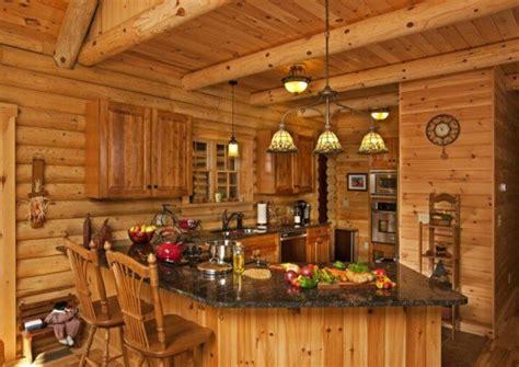 Log Cabin Kitchen Islands by Log Cabin Cabin Kitchen Dining