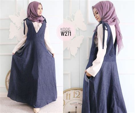 Mentari Set Baju In Jumpsuit Wearpack Overall Baju Rubi wearpack tali pundak w271 baju style ootd