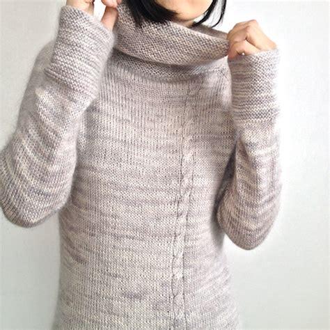 L 6572 P Da musicomusico s knitting ふわふわモヘア混のニット iridium完成
