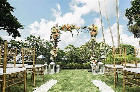 Top wedding venues in Singapore: Picture perfect places to