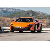 McLaren 650S Review Price And Specs  Evo