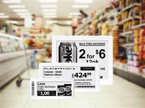 zbd launches the epop 50 the new epaper shelf edge label