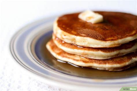 come cucinare i pancakes come preparare i pancakes con il bisquick 6 passaggi