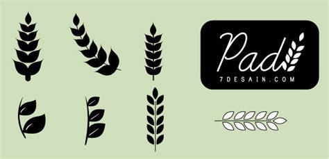 Emblem Logo Toyota Dan Padi 1 Buah free padi vector free clip free clip on clipart library