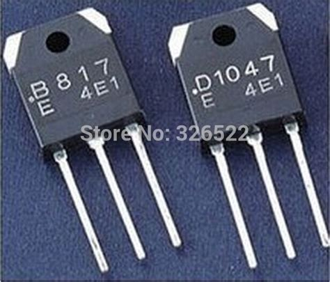 b817 power transistor get cheap b817 transistor aliexpress alibaba