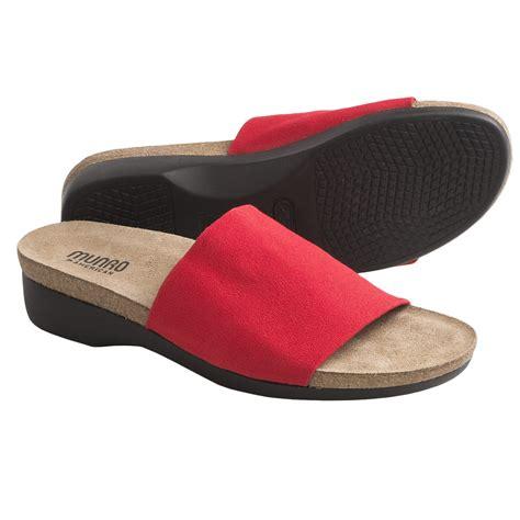 munro american sandals munro american aquarius sandals for 6597d save 90