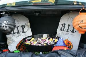 trunk or treat top ideas to decorate your car for