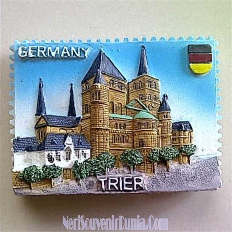 Jual Souvenir Magnet Kulkas Mancanegara Jerman jual souvenir magnet kulkas trier jerman