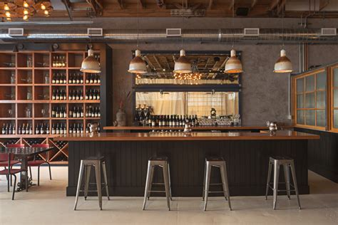 Tasting Room Santa Barbara by Santa Barbara S Funk Zone Gets Its Communal Wine