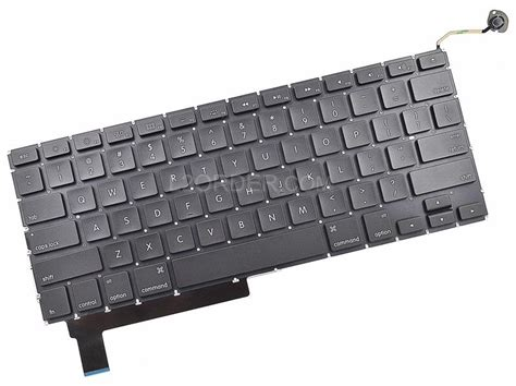 Macbook Pro 15 A1286 Us Keyboard 2009 2012 new us keyboard for apple macbook pro a1286 15 quot unibody
