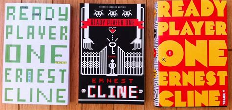 one books which cover of ready player one do you prefer boing boing