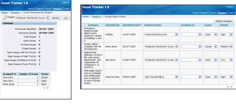 it issue report template how to build and deploy an issue tracking application