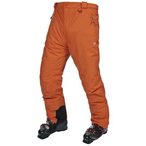 trespass mens mulford tp50 ski trousers ebay