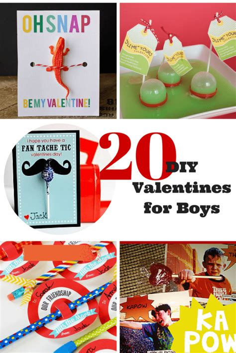 what to get boys for valentines the coolest diy valentines for boys my