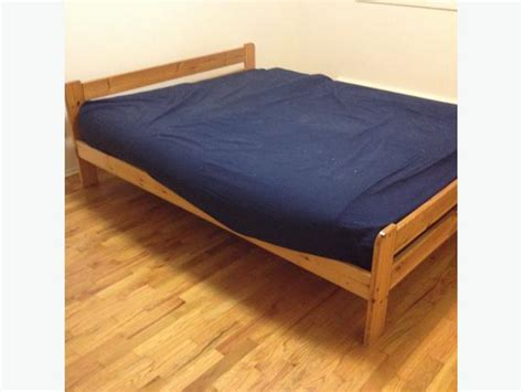 Ikea Solid Wood Bed Frame Ikea Solid Wood Pine Bed Frame City