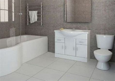 p shaped shower bath suites blanco p shaped vanity bathroom suite shower bath toilet cistern