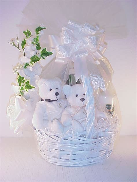 Wedding Baskets by Gift Baskets