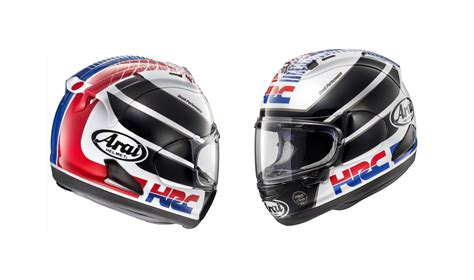 Helmet Arai Limited Arai Delivers The Rx 7v Hrc Limited Edition Helmet For