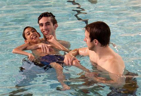 xerebrum group mayo 2009 special needs aquatic program snap united cerebral
