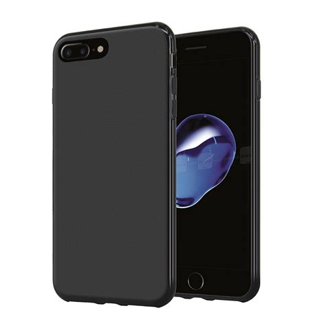 Softcase For Iphone 55s wholesale iphone 7 tpu soft black