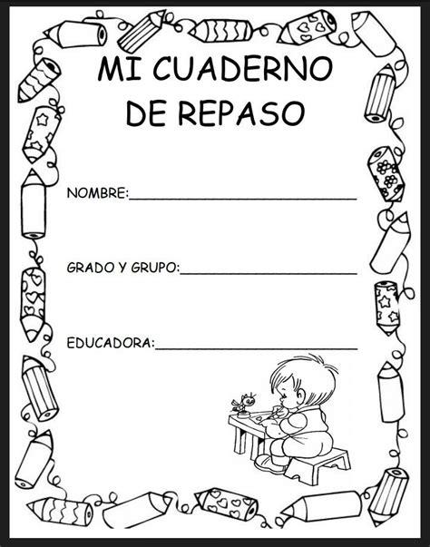 este cuaderno es para cuaderno de repaso para primer grado fichas escuela primeros grados grado y escuela