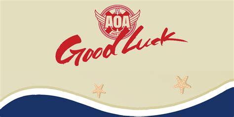 Aoa Luck 4th Mini Album k pop aoa 에이오에이 4th mini album luck