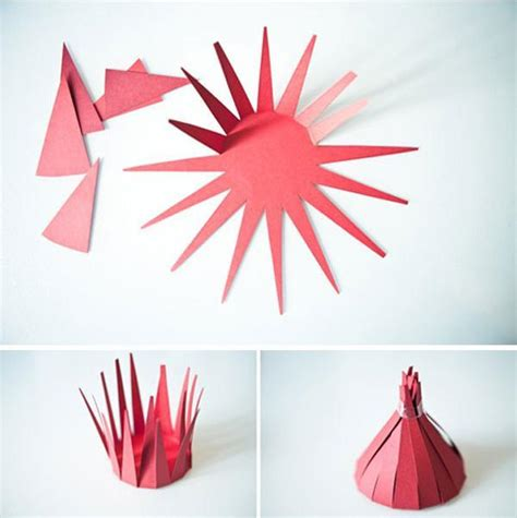 Gift Paper Craft - recycling paper craft ideas creating 8 small handmade gift