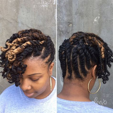 American Hairstyles Twists by Flat Twists Hairstyles American Hairstyles Trend
