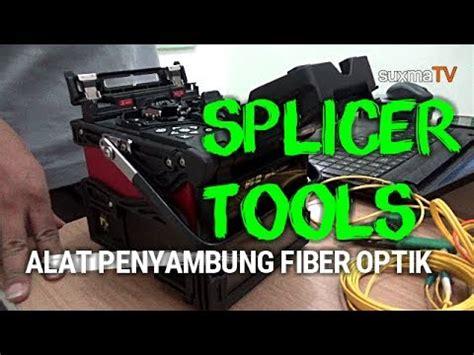 Alat Sambung Fiber Optik ini dia alat mahal untuk menyambung kabel fiber optik