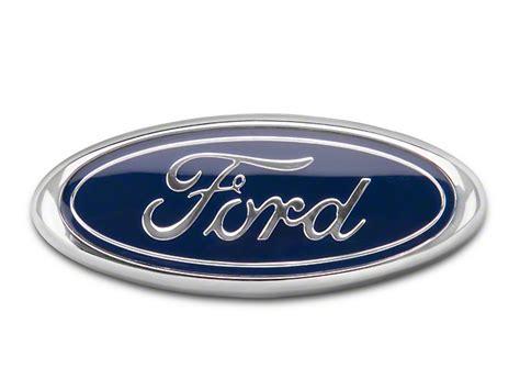 mustang trunk emblem custom ford oval mustang trunk emblem f8zz6342528aa 94 04 all