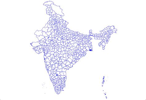 district map of india districts map maps of india