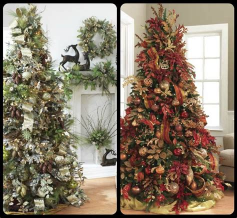 professionally decorated christmas trees www imgkid com