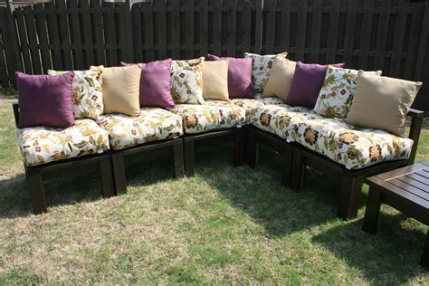 homemade couch cushions homemade patio furniture cushions woodguides