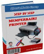 Belajar Sendiri Semua Jenis Shalat cara melakukan perbaikan pada kerusakan semua jenis printer