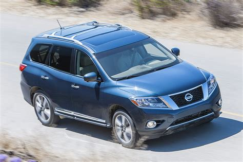 nissan platinum truck 2013 nissan pathfinder platinum long term update 2 photo